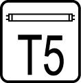 Žiarivka lineárna T5