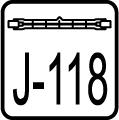 Žiarovka halogénová J-118
