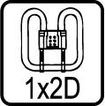 Žiarovka 2D