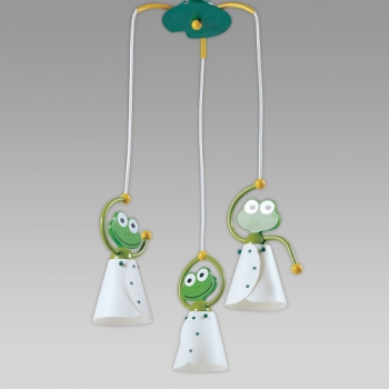 Детска лампа FROG 28001