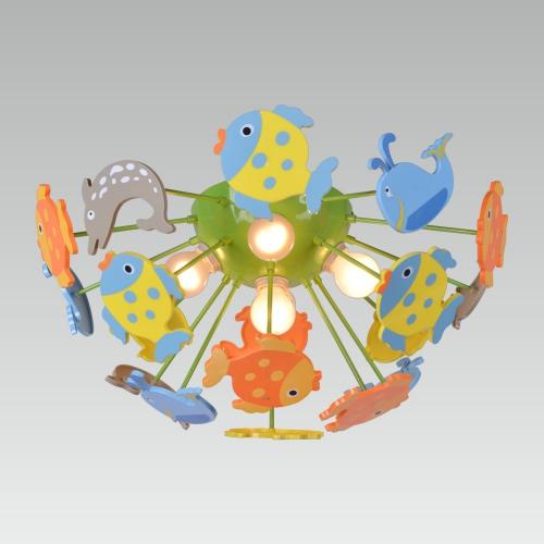 Детска лампа AQUARIUM 28016