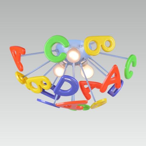 Детска лампа ABC 28034