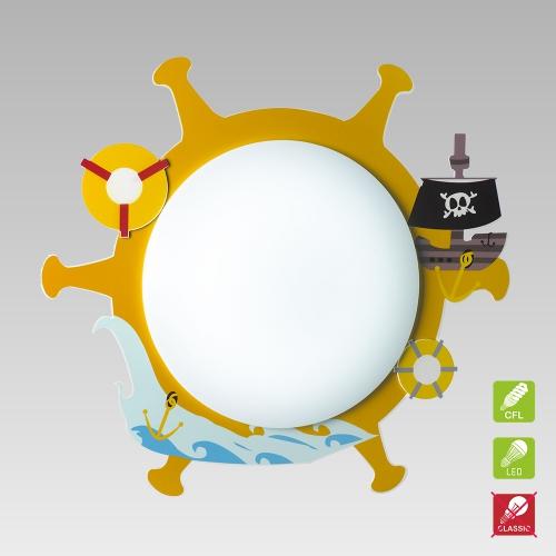 Детска лампа PIRAT 28024