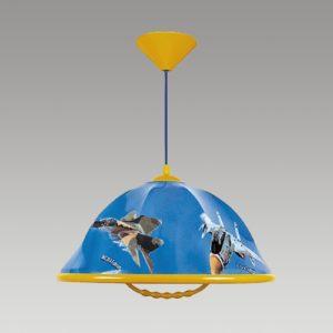 Детска лампа BABY PLANE 51063