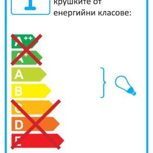 ЛУМИНЕСЦЕНТНО ТЯЛО AVRI 38004