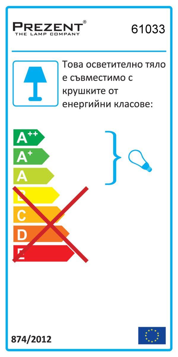 ГРАДИНСКИ ПЛАФОН DEVRON 61032